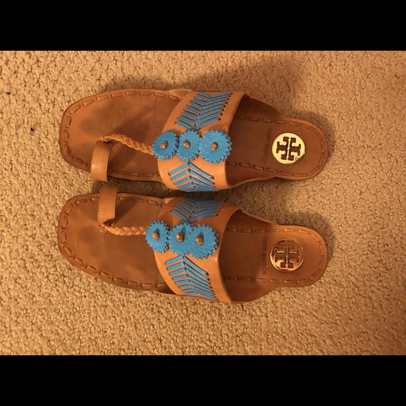 Tory Burch Shoes - Tory Burch Sandals Leather